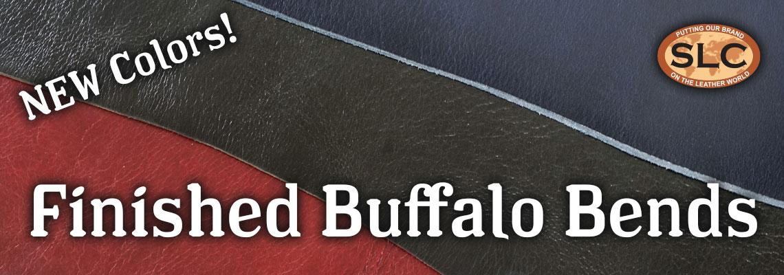 New Finshed Buffalo Bend Colors