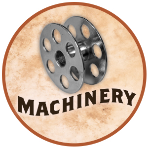 Machinery - Learn more about leather machinery