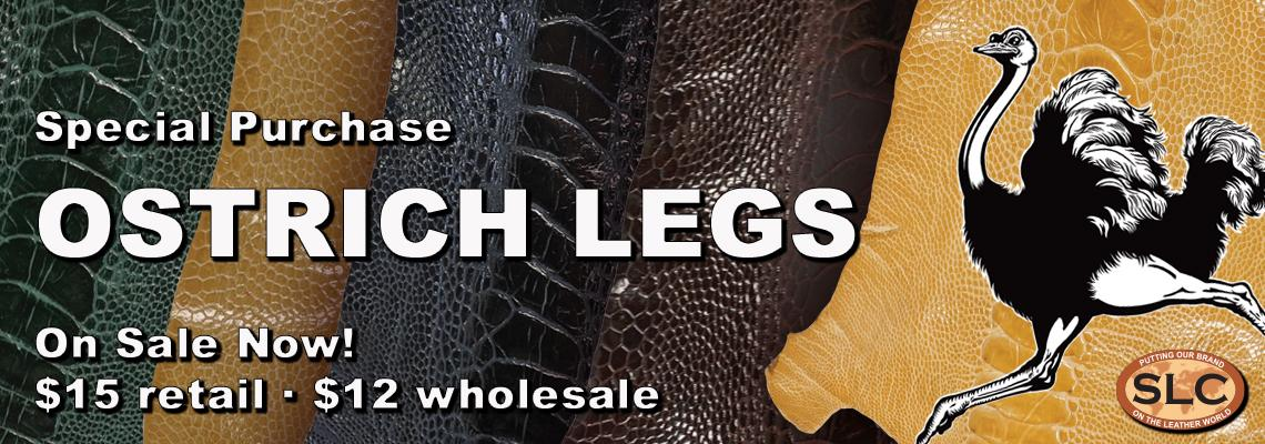 Special Purchase ostrich legs