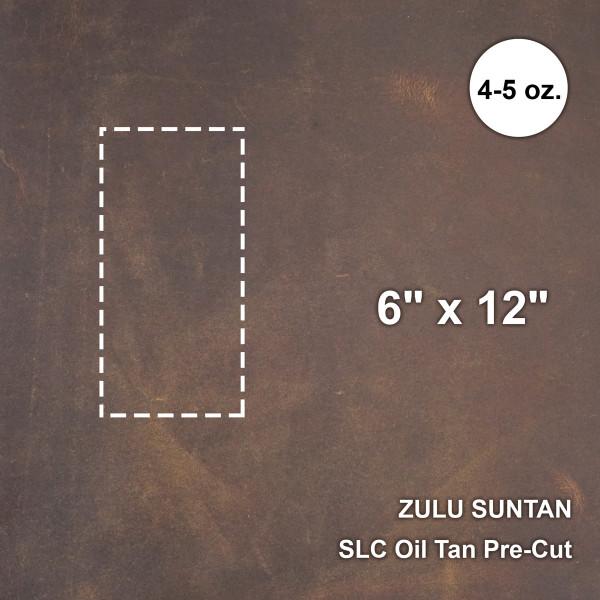 Zulu Suntan Pre-Cut 1