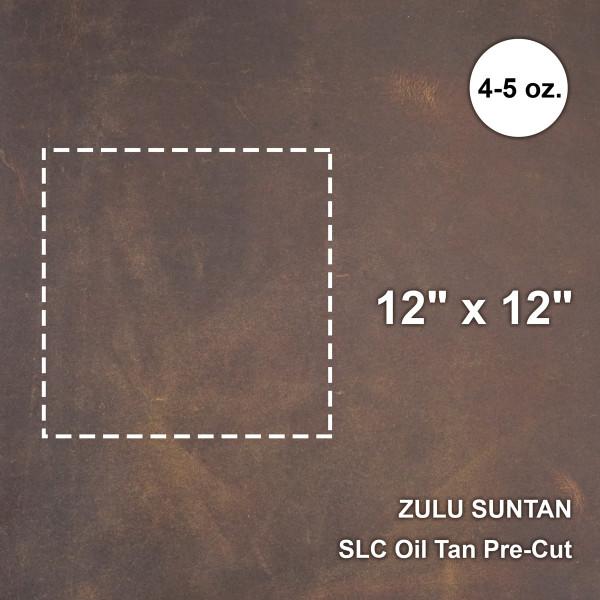 Zulu Suntan Pre Cut 1
