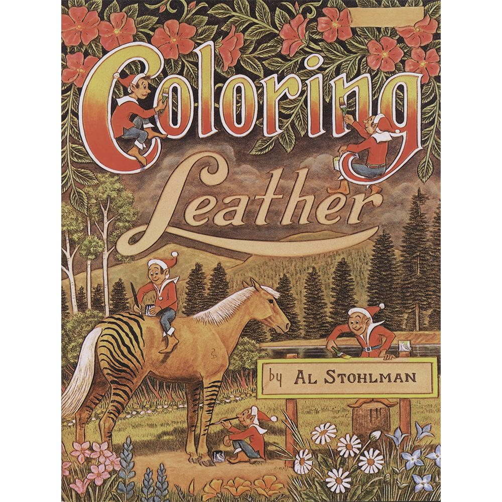 Book,Coloring,Leather