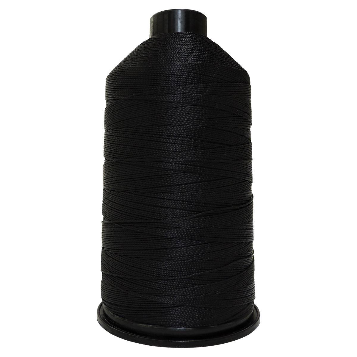 #277 Sewing Machine Thread, Black