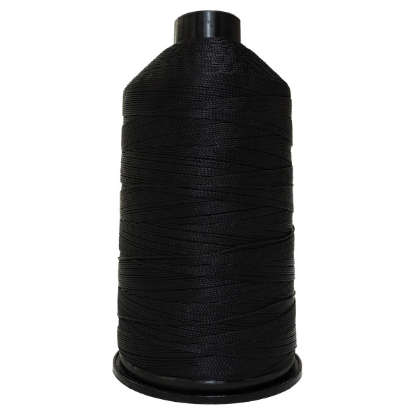 #277 Sewing Machine Thread, Black