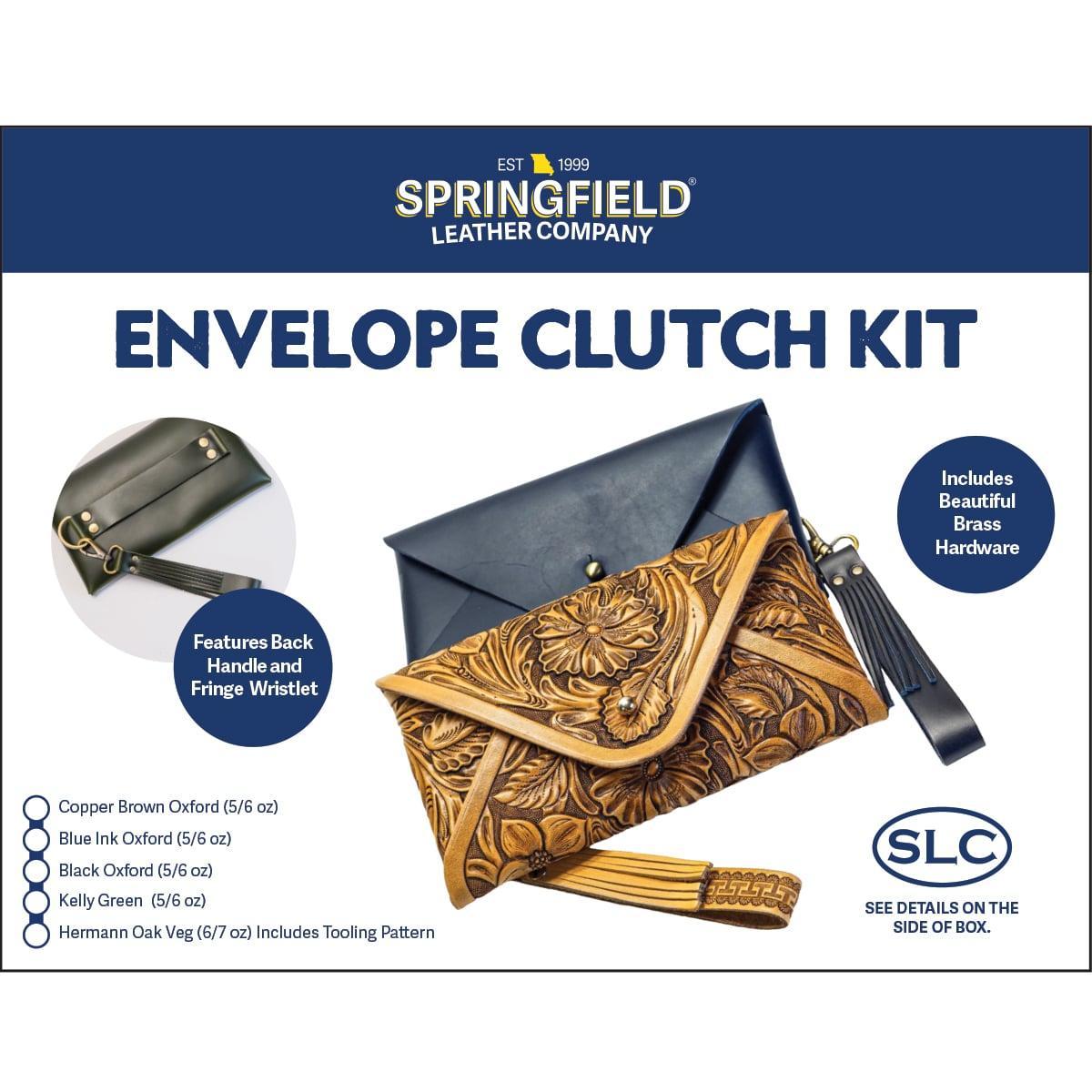 Envelope Clutch Kit 1