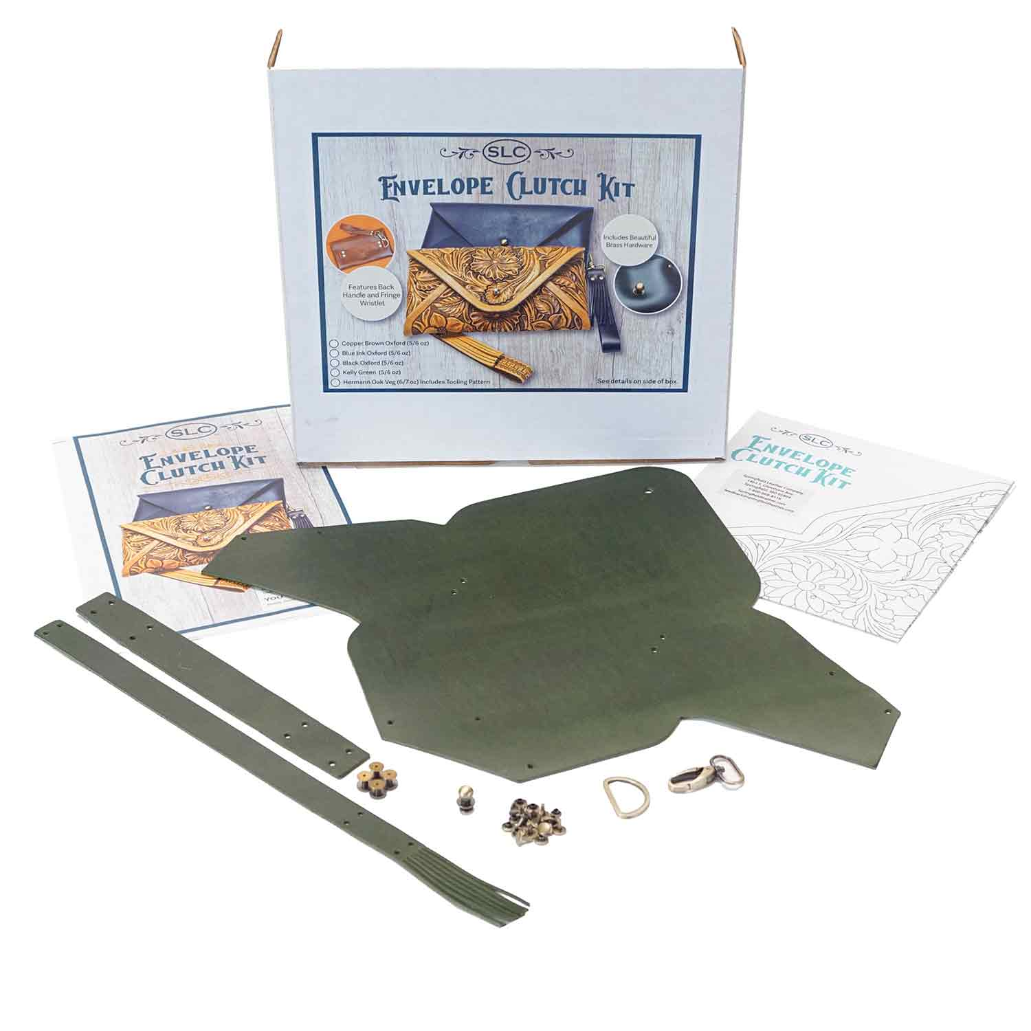 Envelope Clutch Kit 10